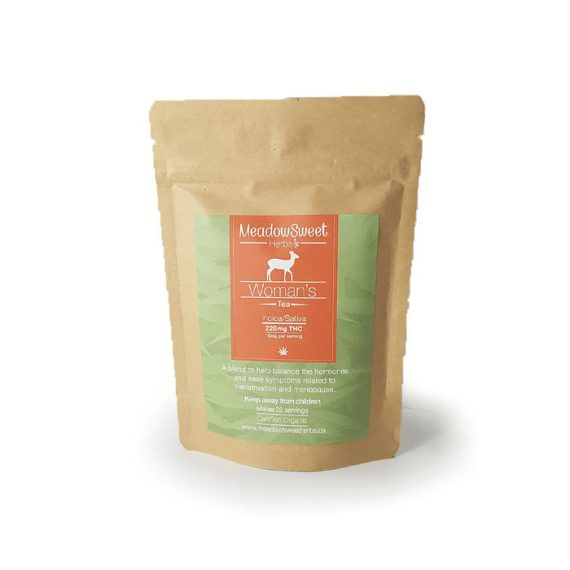 High Quality Meadow Sweet - Womans Tea - Indica/Sativa