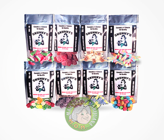 Skunkys Gummy Candies